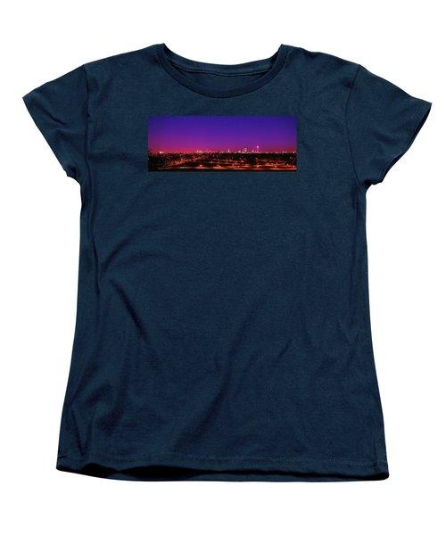 London View 1 Women's T-Shirt (Standard Cut) by Mariusz Czajkowski