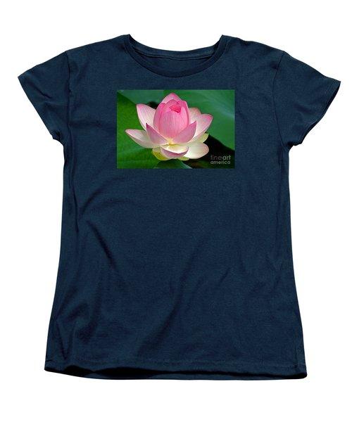 Lotus 7152010 Women's T-Shirt (Standard Cut) by Byron Varvarigos