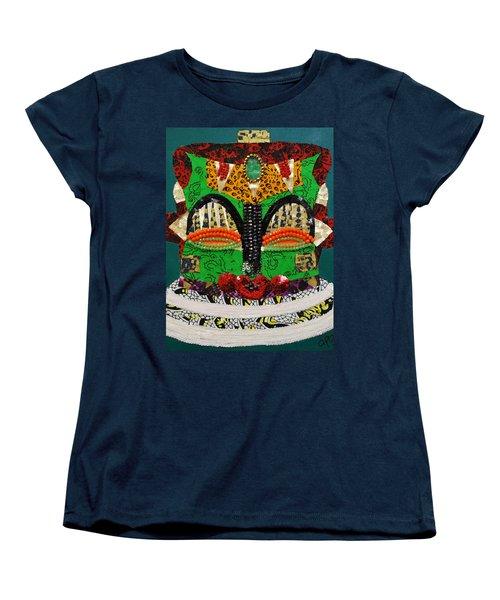 Lotus Warrior Women's T-Shirt (Standard Cut)