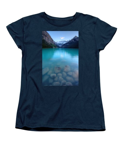Women's T-Shirt (Standard Cut) featuring the photograph Louis With An E  by David Andersen