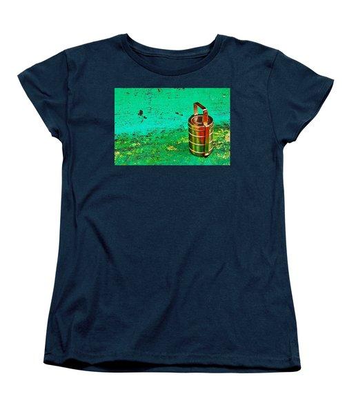 Lunch Box Women's T-Shirt (Standard Cut) by Prakash Ghai