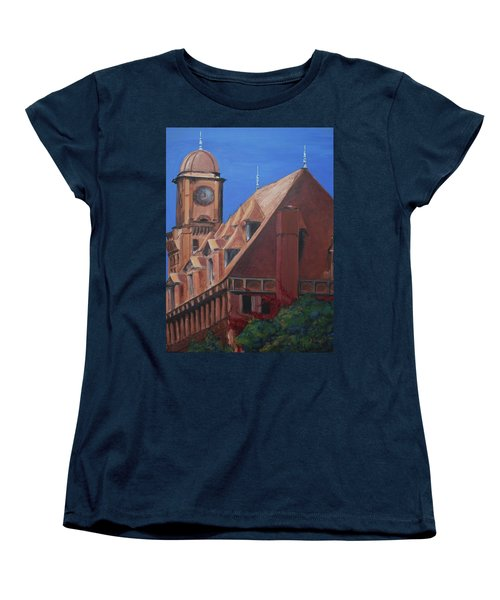 Main Street Station Women's T-Shirt (Standard Cut)