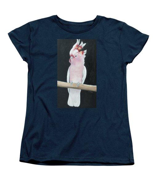 Major Mitchell Cockatoo Women's T-Shirt (Standard Cut) by Jan Matson