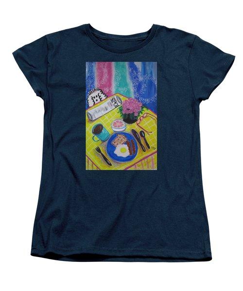 Makin' His Move Women's T-Shirt (Standard Cut)