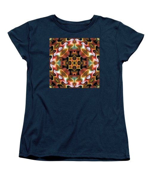 Mandala 76 Women's T-Shirt (Standard Cut) by Terry Reynoldson