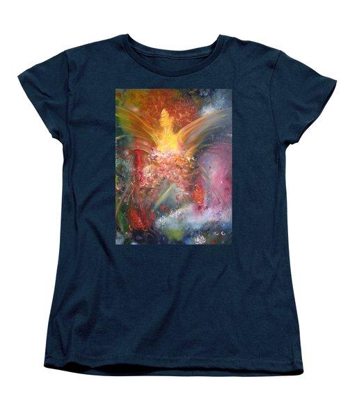 Mariposa Women's T-Shirt (Standard Cut) by Julio Lopez