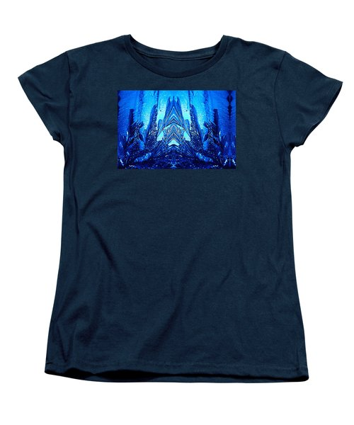 Mask Women's T-Shirt (Standard Cut) by Richard Thomas