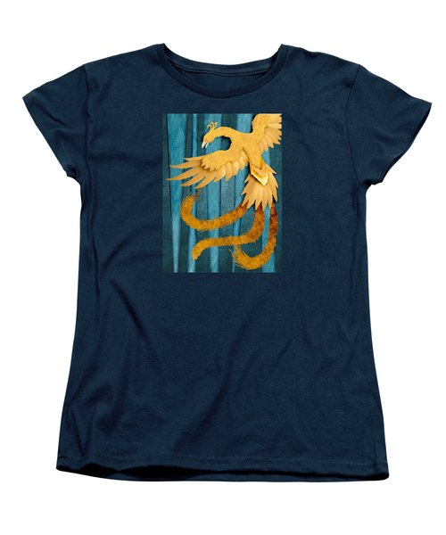 Material Fenix Women's T-Shirt (Standard Fit)