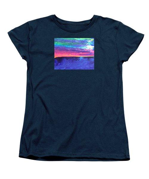 Maui Sunset Women's T-Shirt (Standard Cut) by Ralph White