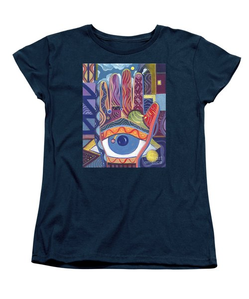 May You Realize Your Dreams Women's T-Shirt (Standard Cut) by Helena Tiainen