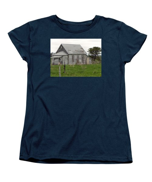 Women's T-Shirt (Standard Cut) featuring the photograph Memories by Deb Halloran