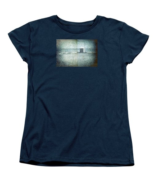 Memories... Women's T-Shirt (Standard Cut) by Vittorio Chiampan