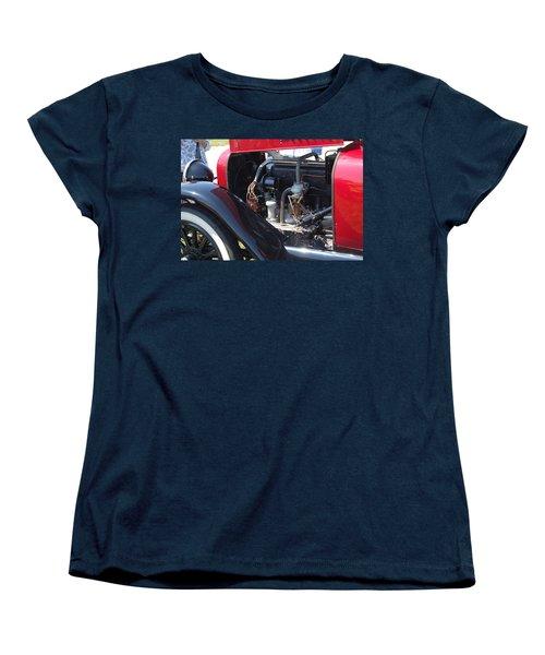 Mercer Power Women's T-Shirt (Standard Cut) by Mustafa Abdullah