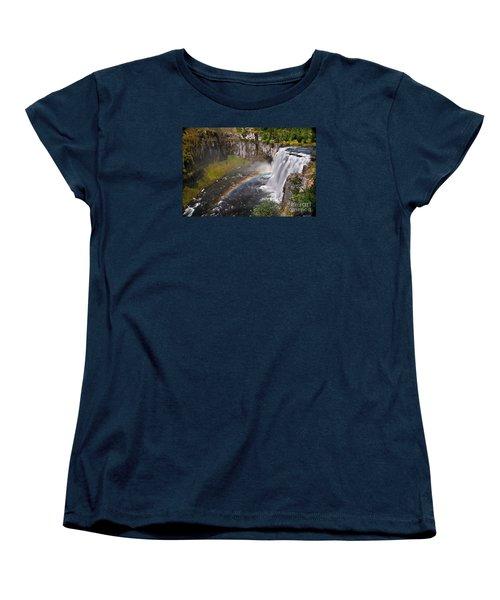 Mesa Falls Women's T-Shirt (Standard Cut) by Robert Bales