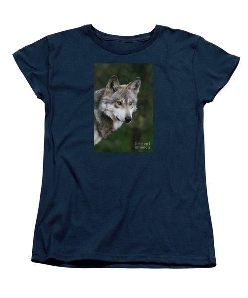Mexican Wolf #4 Women's T-Shirt (Standard Cut)