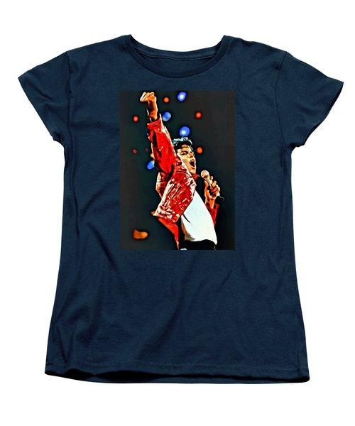 Michael Women's T-Shirt (Standard Cut) by Florian Rodarte