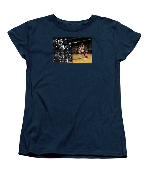 Michael Jordan Shoes Women's T-Shirt (Standard Cut)
