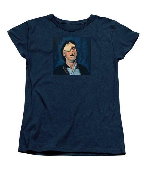 Michael Palin Women's T-Shirt (Standard Cut) by Paul Meijering