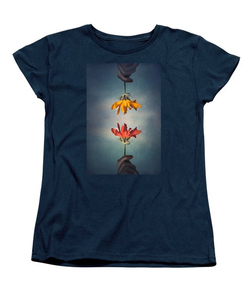 Middle Ground Women's T-Shirt (Standard Cut)