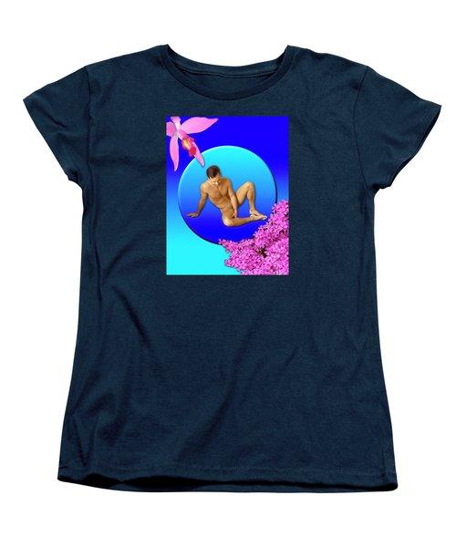 Mike L. 2--3 Women's T-Shirt (Standard Cut) by Andy Shomock