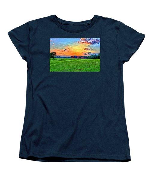 Milan First United Methodist Church Women's T-Shirt (Standard Cut)