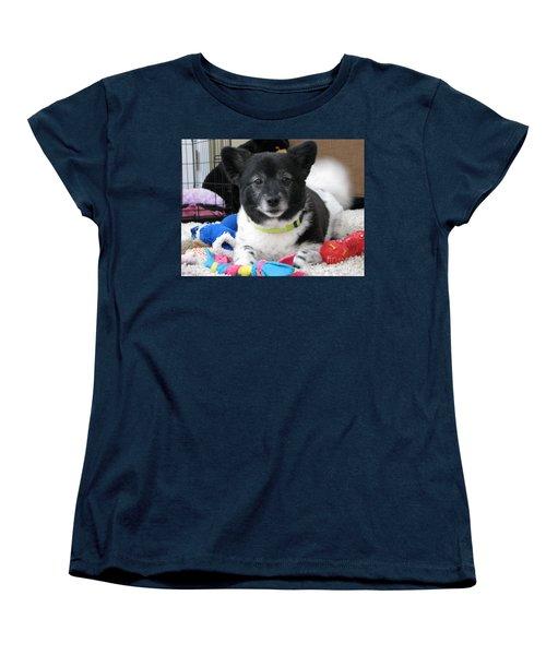 Miley 2 Women's T-Shirt (Standard Cut) by Michael Krek