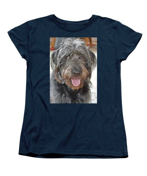 Women's T-Shirt (Standard Cut) featuring the photograph Milo by Lisa Phillips