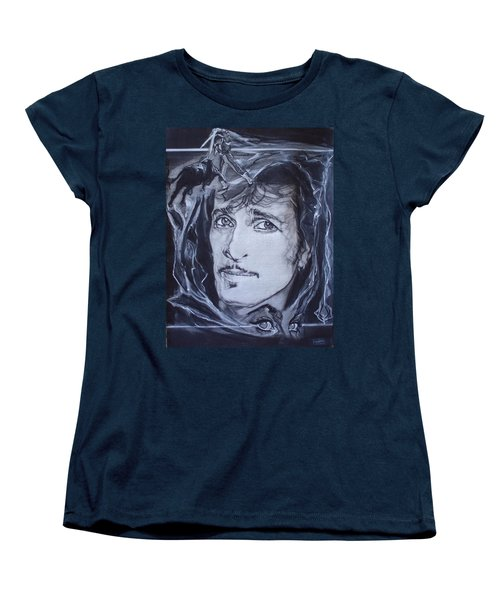 Mink Deville - Coup De Grace Women's T-Shirt (Standard Cut) by Sean Connolly