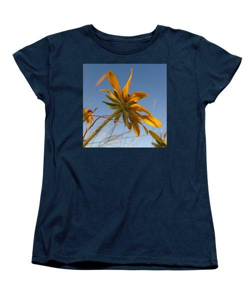 Women's T-Shirt (Standard Cut) featuring the photograph Miss Daisy by Joseph Skompski