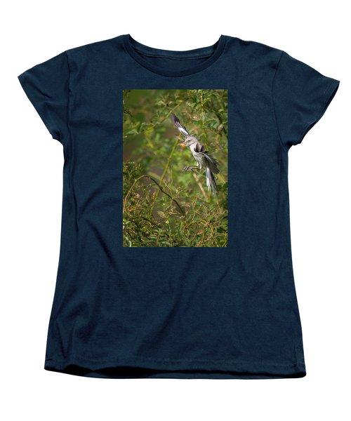 Mockingbird Women's T-Shirt (Standard Cut) by Bill Wakeley