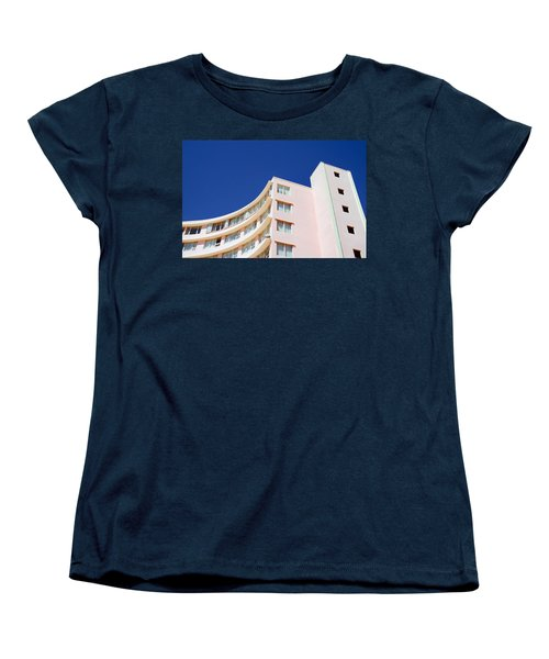 Modern Curves Women's T-Shirt (Standard Cut) by Keith Armstrong