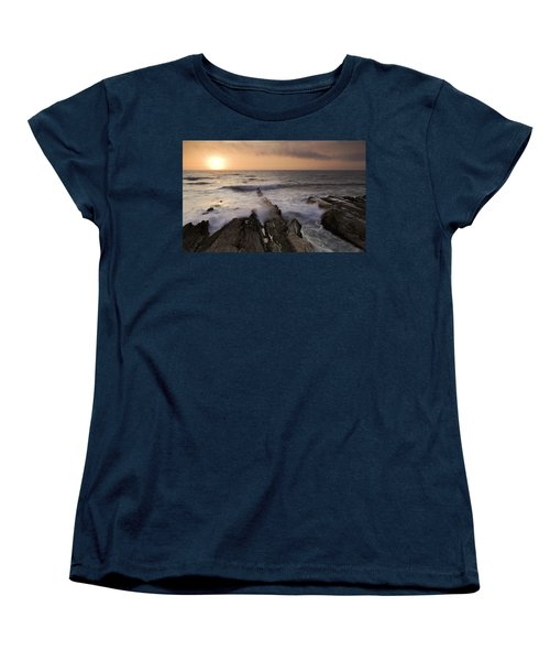 Montana De Oro 2 Women's T-Shirt (Standard Cut)