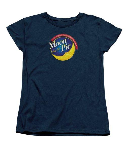 Moon Pie - Current Logo Women's T-Shirt (Standard Fit)