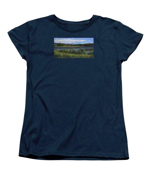 Morey Wildlife Park Women's T-Shirt (Standard Cut) by Billie Colson