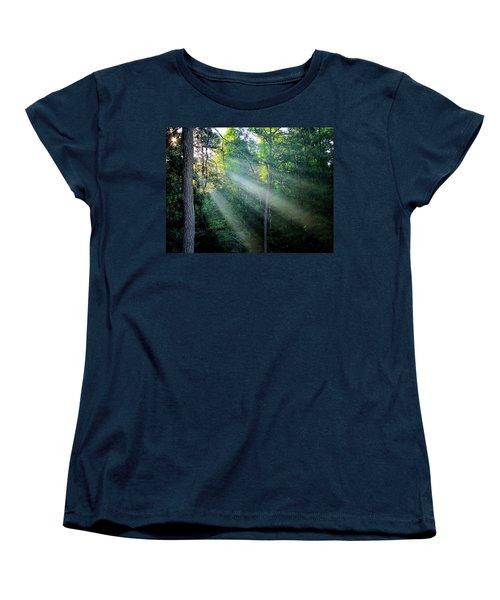 Morning Rays Women's T-Shirt (Standard Cut)
