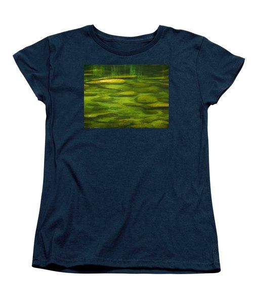 Mossman Women's T-Shirt (Standard Cut) by Evelyn Tambour