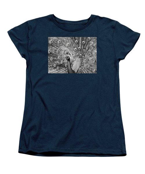 Mother Natures Fireworks Women's T-Shirt (Standard Cut)