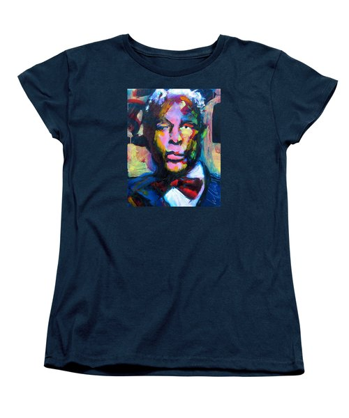 Mr. Ledbetter Women's T-Shirt (Standard Cut) by Les Leffingwell