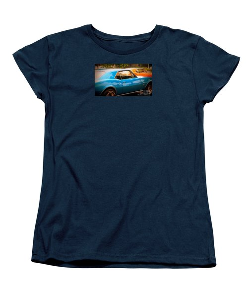 Muscle Women's T-Shirt (Standard Cut)
