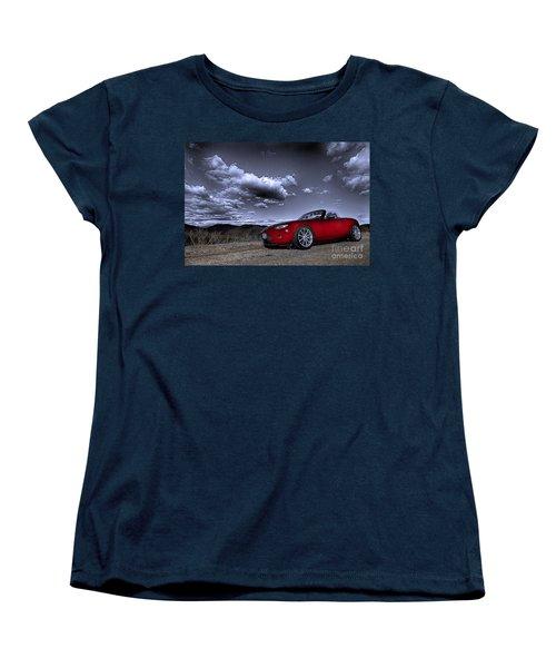 Mx 5 Women's T-Shirt (Standard Cut) by Jason Abando