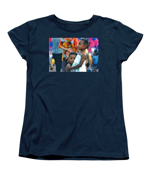 My Brother's Keeper Women's T-Shirt (Standard Cut) by Sean Griffin