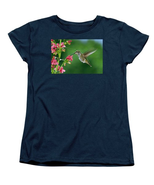 My Favorite Flowers Women's T-Shirt (Standard Cut)