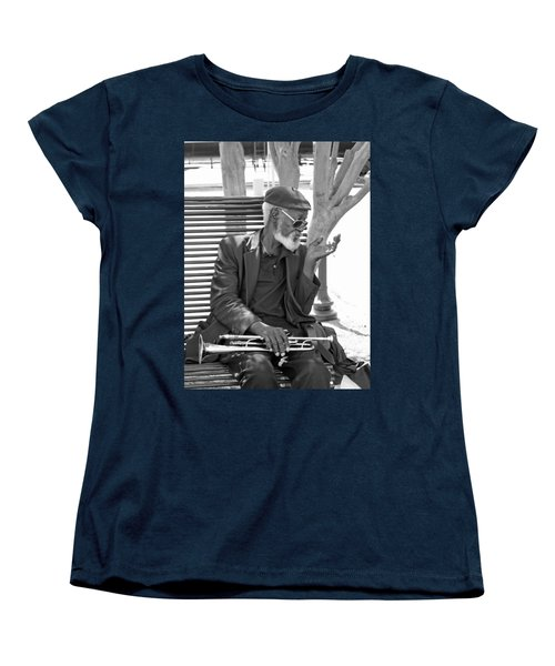 My Horn Women's T-Shirt (Standard Cut) by Bill Howard