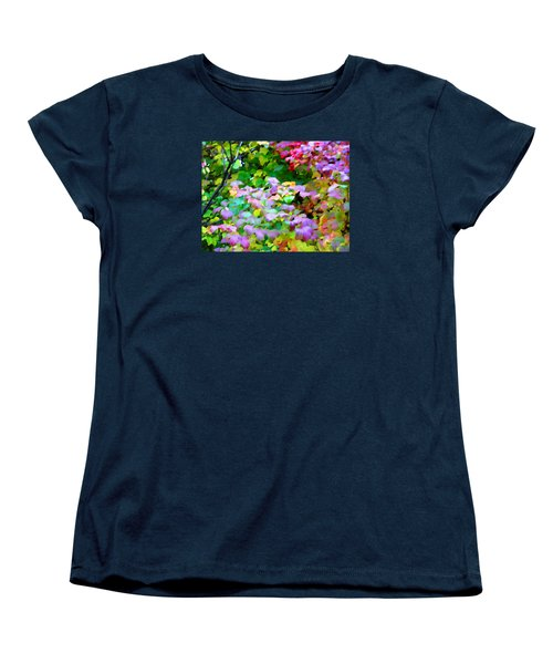 Nature Spirit Women's T-Shirt (Standard Cut) by Oleg Zavarzin