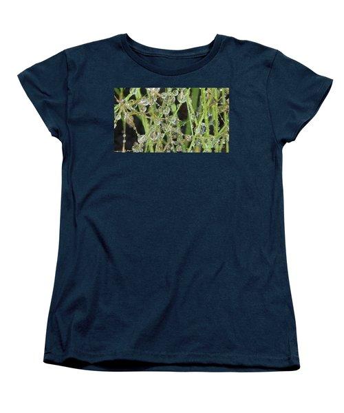 Natures Diamonds Women's T-Shirt (Standard Cut) by Susan Garren