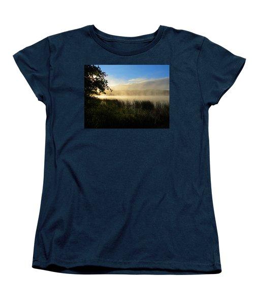 Women's T-Shirt (Standard Cut) featuring the photograph Nature's Way by Dianne Cowen