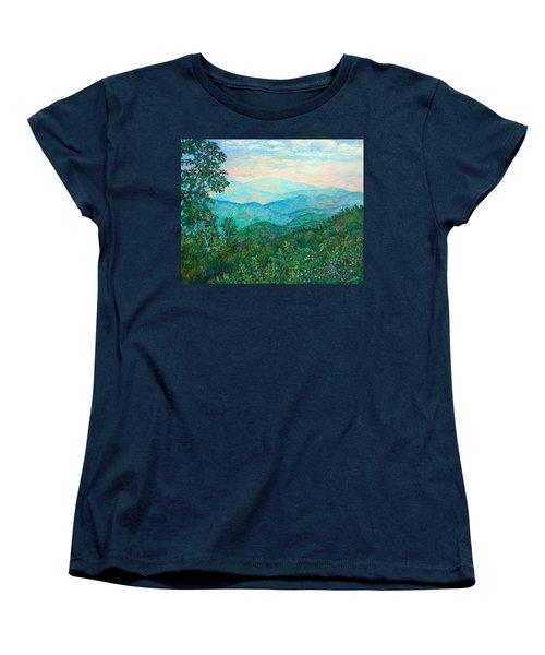 Near Purgatory Women's T-Shirt (Standard Cut) by Kendall Kessler