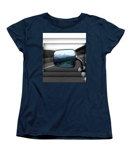 Looking Back Women's T-Shirt (Standard Cut)