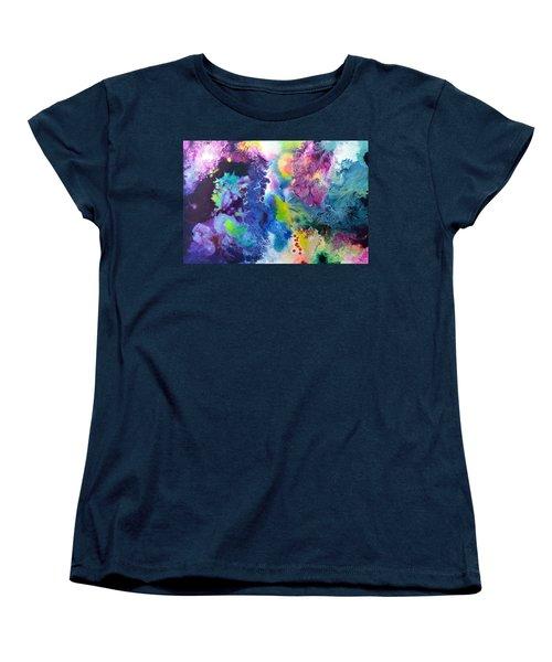 New Life Women's T-Shirt (Standard Cut) by Sally Trace