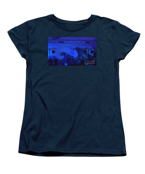 New Riders Of The Purple Sage 5 Women's T-Shirt (Standard Cut) by Kelly Awad
